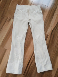 Girls size 8 sweat pants