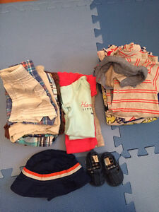 3/3-6 month summer clothes