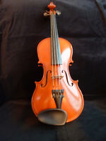 Violin 1/2 size Petrof and case