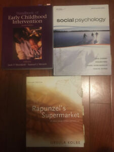 Textbooks use for School Study