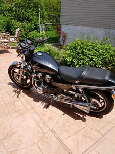 Honda nighhawk 750