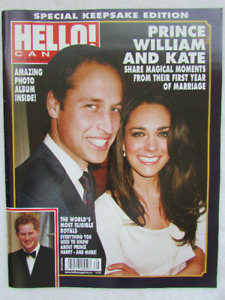 Royals: Prince William and Kate Their First Year of Marriage