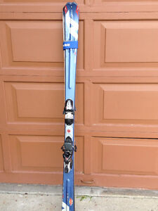 One pair of skiis' in excellent condition