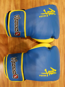 16 oz Hayabusa Ikuza Boxing Gloves