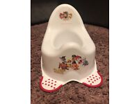 Paw patrol potty