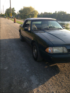 1990 Mustang  Convertible 7UP Edition