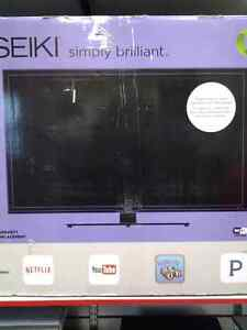 Television LED Seiki smart tv 48""