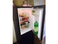 Black fridge freezer / port talbot