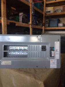 100 AM ELECTRIC PANEL