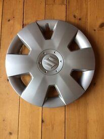 """Suzuki 16"""" wheel trims Brand new"""