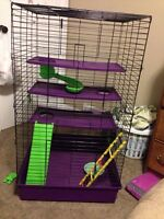 Rodent cage!