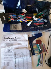 2009 audi a3 fascia and iso harness for the bose amplied system