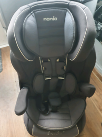 NANIA kids car seat suitable for 9 -36kg