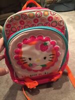 Small kids hello kitty backpack