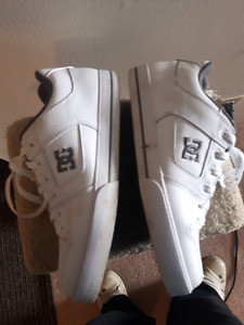 DC mens shoes size 10 asking 60