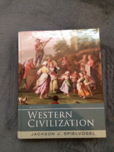 Western Civilization Spielvogel Textbook