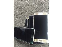 Samsung Galaxy S6 edge 32gb immaculate condition