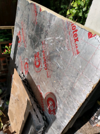 Celotex insulation 50mm free
