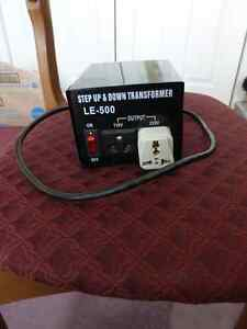 Step Up and Down Transformer LE-500 Kitchener / Waterloo Kitchener Area image 1
