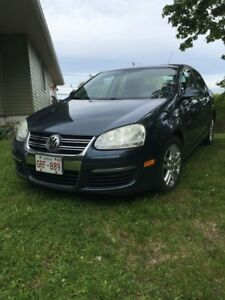 One-owner, Lady-driven 2007 Jetta for Sale