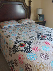 Brand new bed sheets in twin ,queen and king sizes