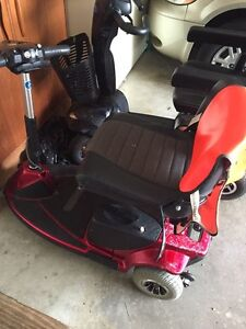 Selling Bruno scooter and lift for the scooter
