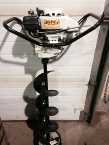 Jiffy Model 30 Ice Auger