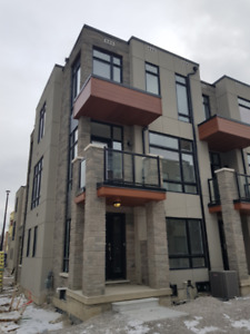 Luxury townhome assignment in Vaughan