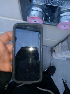 Iphone 5 FOR SALE WITH Otter Box Case Unlocked $100 or b/O