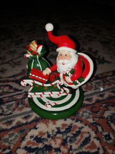 Christmas Decorations - Frosties and Santa