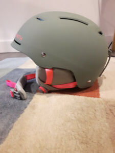 Casque ski junior fille Smith