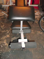 Banc d'exercice / Bench press