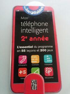 Mon téléphone intelligent, 2e année West Island Greater Montréal image 1
