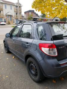 2009 Suzuki SX4 AWD Hatchback