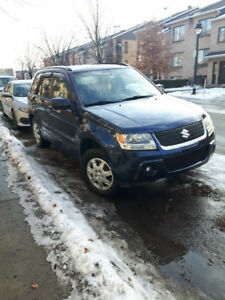 Suzuki Grand Vitara 2009 4x4 4cyl 2.4l Negociable
