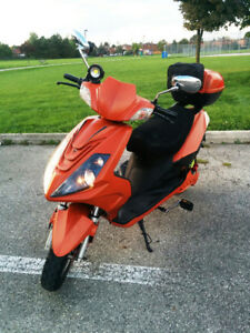 Electric Scooter e-Bike For Sale -  Stealth - Like New Condition