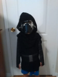 For Sale Star Wars The Force Awakens Kylo Ren Child Costume