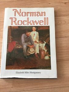 Norman Rockwell Book
