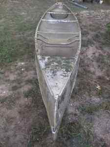 17 Ft Grumman Canoe