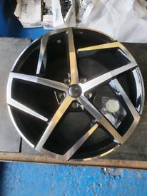 "Alloy wheels 19"" fits seat audi vw mercedes skoda"