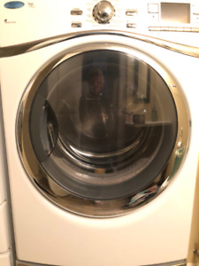 Whirlpool Gold front load dryer