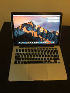 "Macbook Pro (Retina, 13"", Mid 2014)"