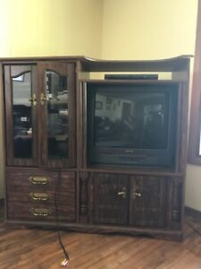 Entertainment unit + TV. OBO