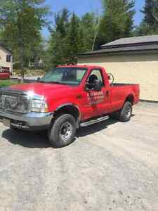 2004 Ford F-350 Ford f350 2004 diesel 6l 4x4 Coupé (2 portes)