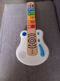 Baby toy electronic guitar