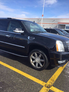 2007 Cadillac Escalade SUV, Crossover emissions and saftey-PASS!