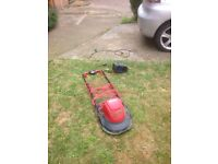 Sovereign hover mower £10