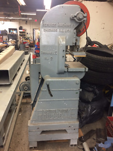 Rousselle Punch Press