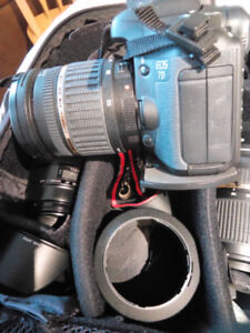 Canon 7 D  body,lenses and accessories