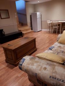 Chambre avec salon à louer